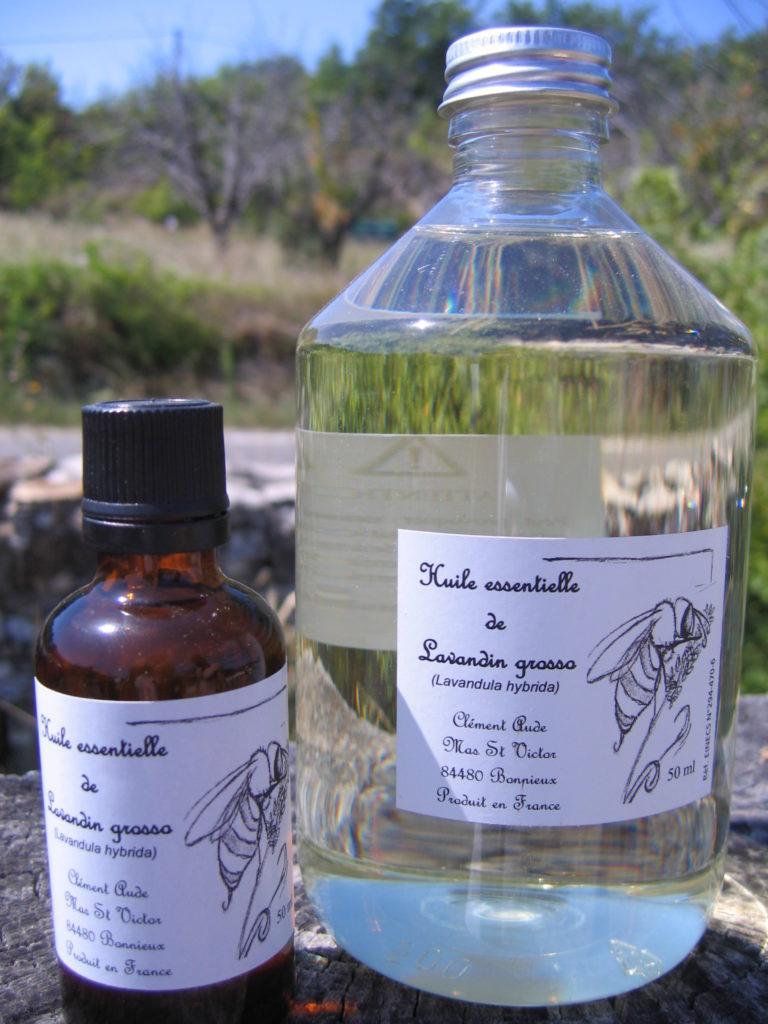 producteur huile essentielle